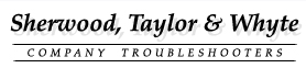 Company Troubleshooters - Sherwood, Taylor and Whyte